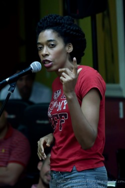 Ronica Reddick Performs